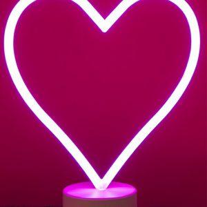 Corazon neon