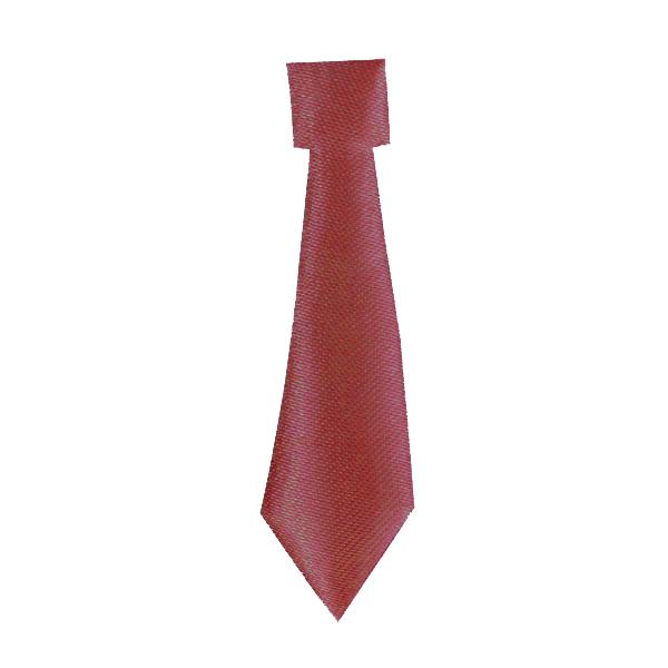 corbata burdeos