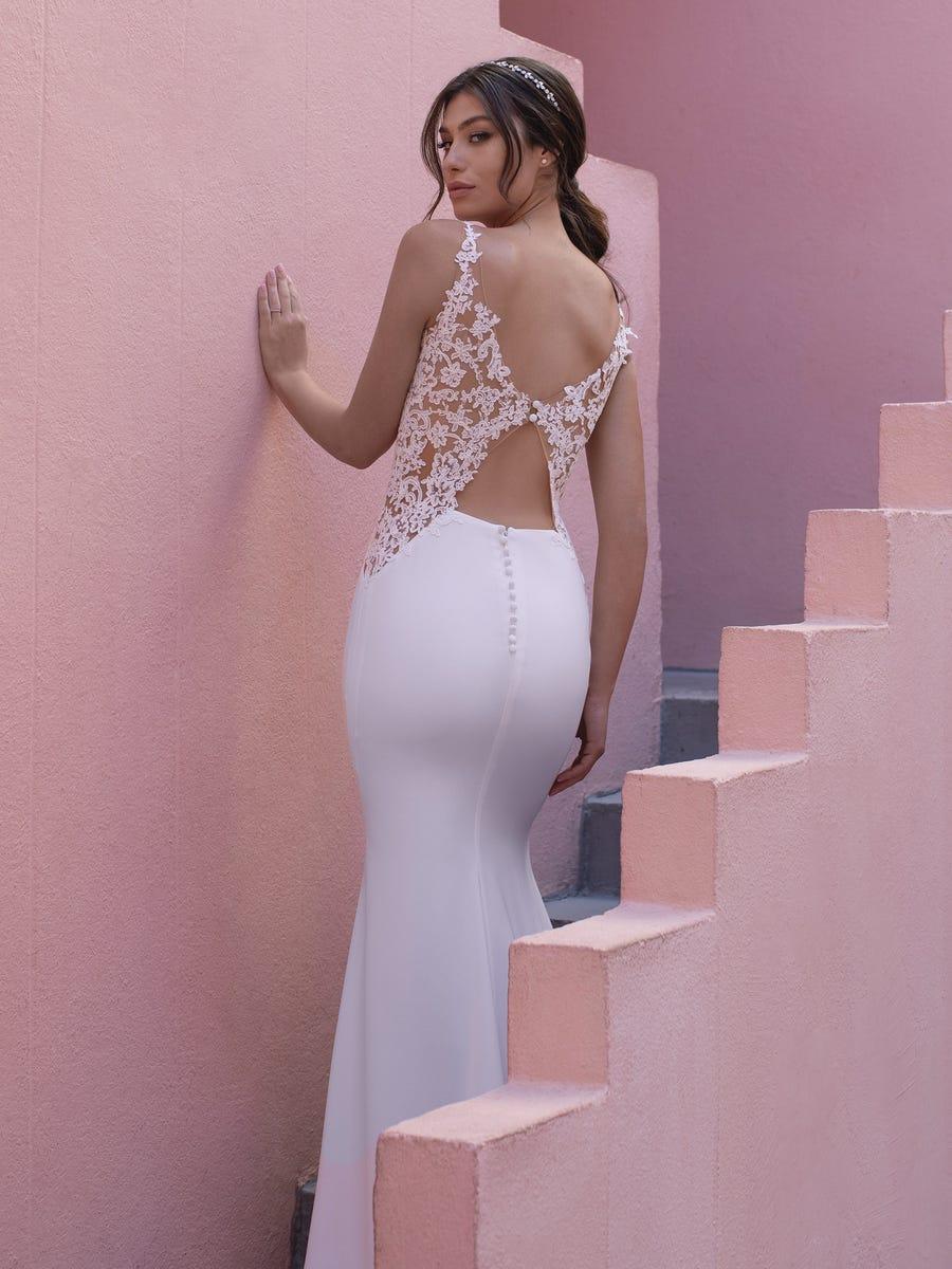 vestido de novia geranium white one sublime wedding shop