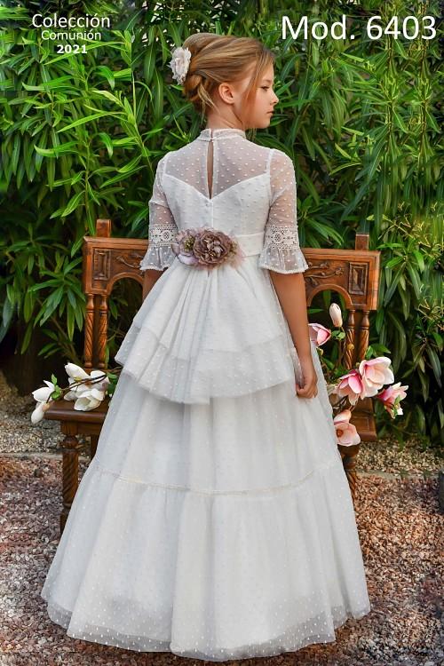 Vestido comunion 2021 modelo 6403 back anavig sublime wedding shop_opt