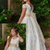 Vestido comunion 2021 modelo 6409 anavig completo sublime wedding shop_opt