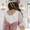 Vestido comunion Desiree trasera_opt sublime wedding shop
