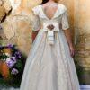 vestido comunion 2021 modelo 6404 anavig back sublime wedding shop_opt