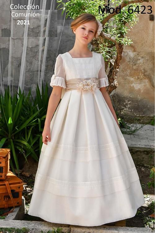 vestido comunion 2021 modelo 6423 anavig sublime wedding shop_opt