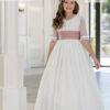 vestido comunion modelo Desiree_opt charo creaciones sublime wedding shop