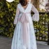 vestido-comunion-rosa-modelo-097-back-la-befana-sublime-wedding-shop