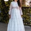 vestido-comunion-rosa-modelo-097-la-befana-sublime-wedding-shop