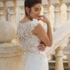 Vestido novia 44070 sincerity encaje sirena