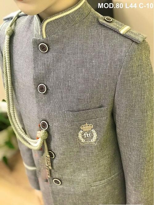 traje comunion almirante jaspeado tostado sublime wedding shop_opt