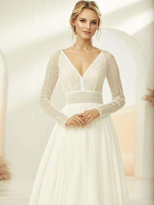 vestido novia boho wedding gown malta bianco evento_opt