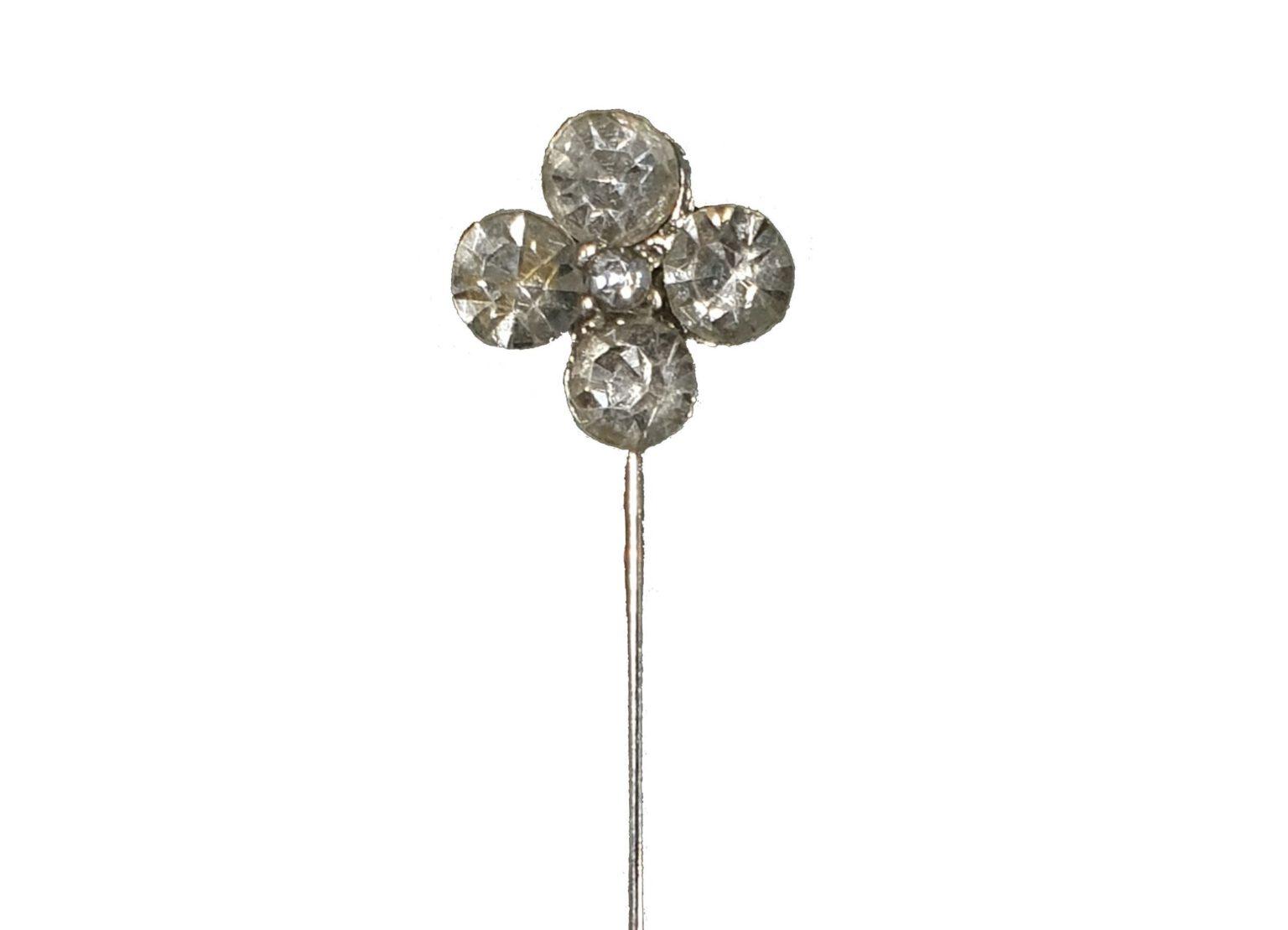 flor 4 perlas grande