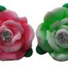 flores pasta con perla frente