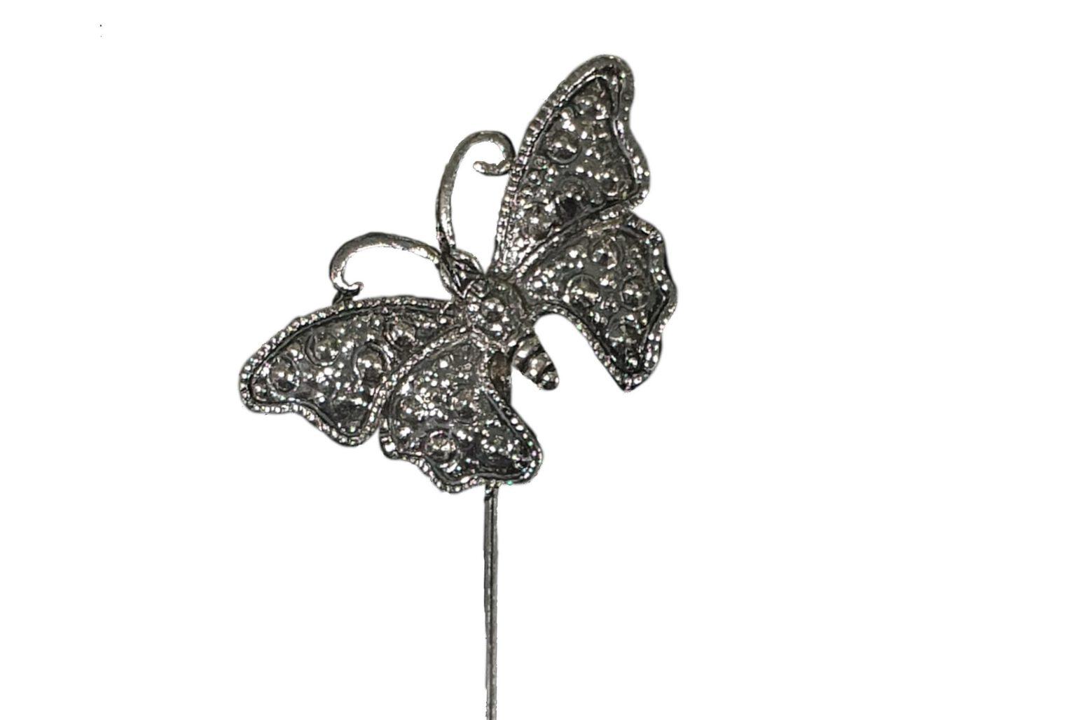 mariposa plata grande