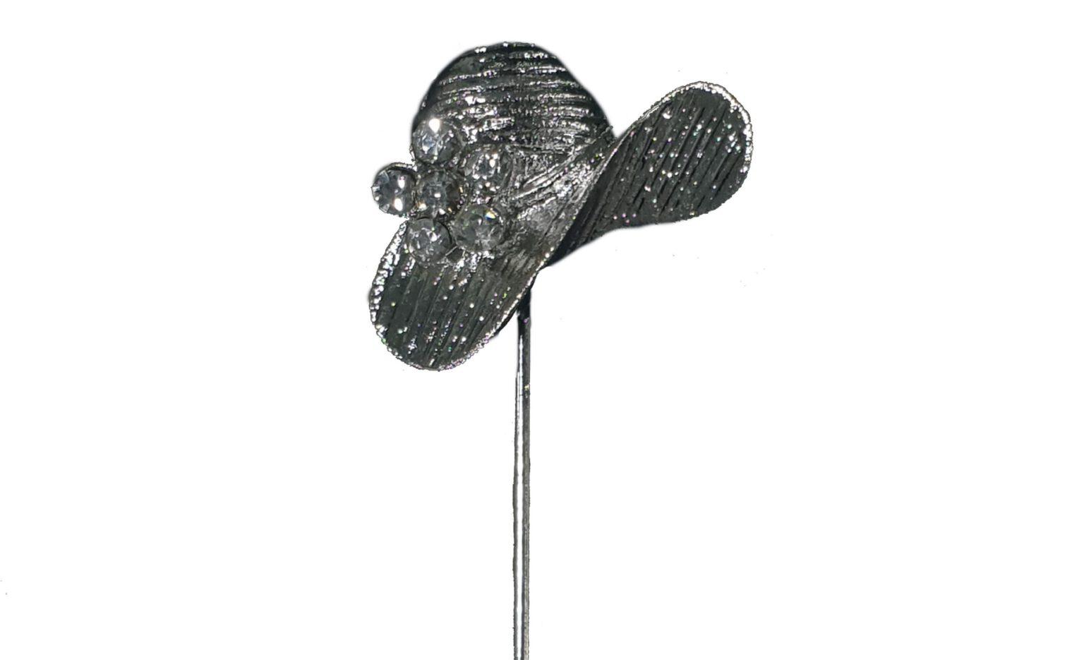 sombrero plata grande